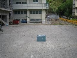 奄美高校改築・Before